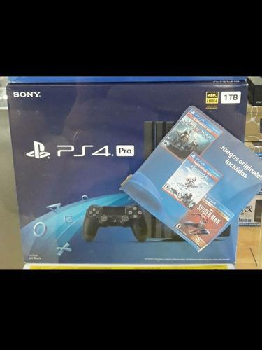 Playstation ps4 1tb. consola video juegos. nueva!!!