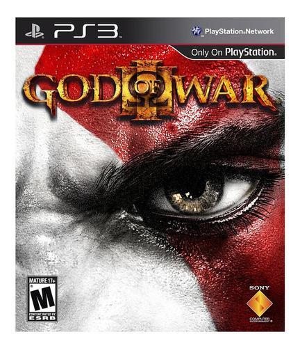 Ps3 god of war iii playstation 3 nuevo