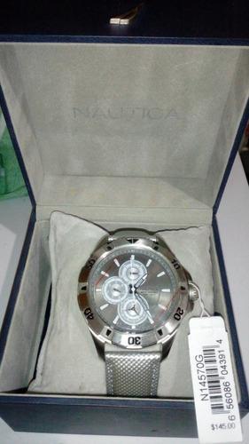 Reloj nautica original n14570g