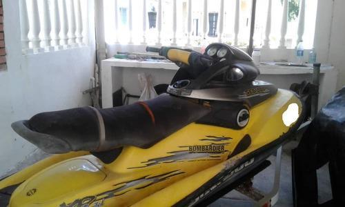 Vendo moto de agua seadoo para repuesto