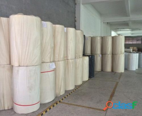 Ventas al mayor materia prima para fabricar papel higiénico