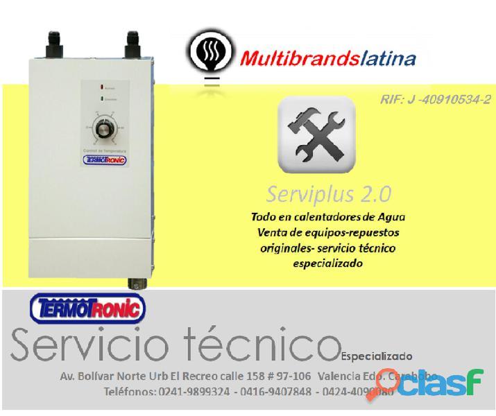 Multibrands Latina Servicio Técnico, Especialistas en Calentadores de Agua en Valencia 14