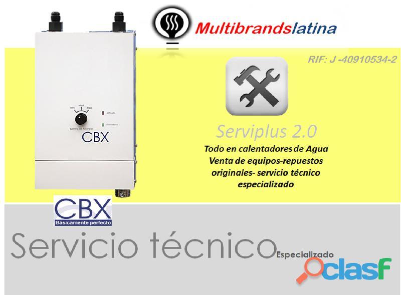 Multibrands Latina Servicio Técnico, Especialistas en Calentadores de Agua en Valencia 13