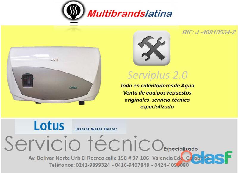 Multibrands Latina Servicio Técnico, Especialistas en Calentadores de Agua en Valencia 9