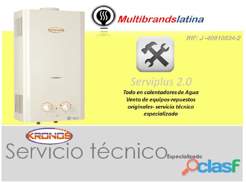 Multibrands Latina Servicio Técnico, Especialistas en Calentadores de Agua en Valencia 8