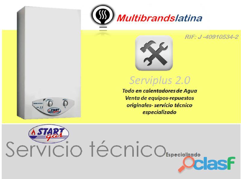 Multibrands Latina Servicio Técnico, Especialistas en Calentadores de Agua en Valencia 6