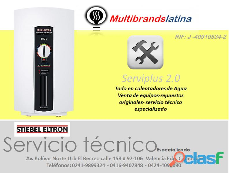 Multibrands Latina Servicio Técnico, Especialistas en Calentadores de Agua en Valencia 5