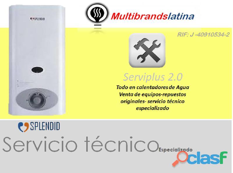 Multibrands Latina Servicio Técnico, Especialistas en Calentadores de Agua en Valencia 4