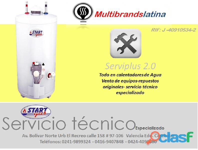 Multibrands Latina Servicio Técnico, Especialistas en Calentadores de Agua en Valencia 3