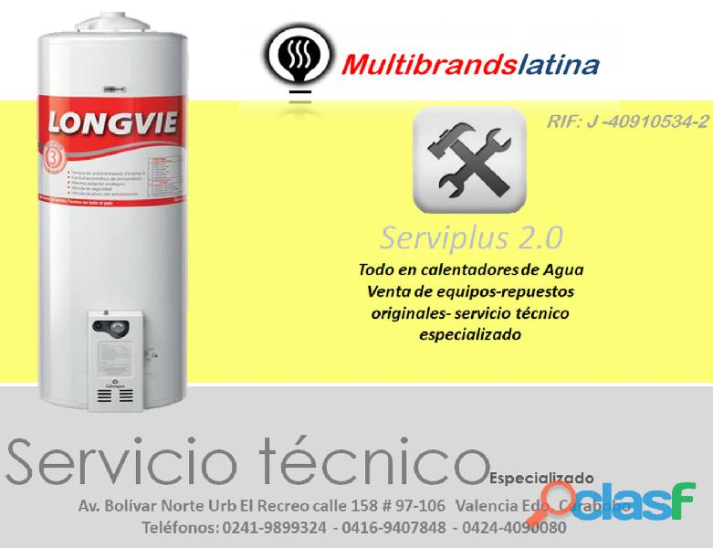 Multibrands Latina Servicio Técnico, Especialistas en Calentadores de Agua en Valencia 2