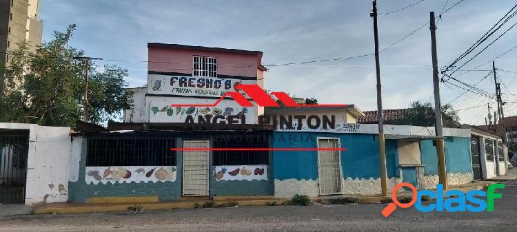 LOCAL COMERCIAL ALQUILER VALLE FRIO MARACAIBO API 4382