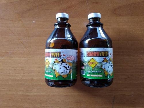 Amoryvit alta concentración de vitaminas