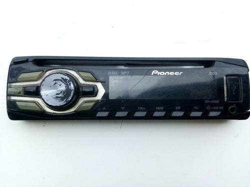 Careta De Reproductor Pioneer 1450ub Y 3450 Ub