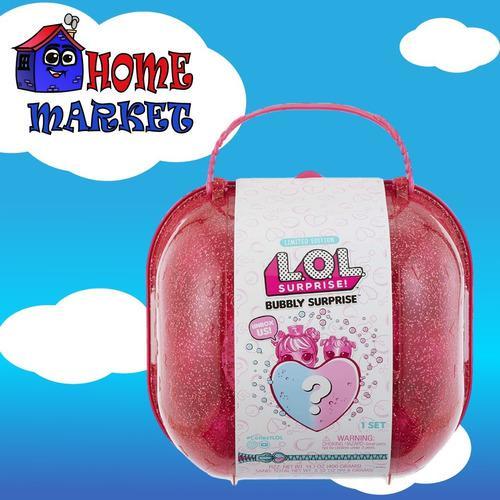 L.o.l Surprise! Bubbly Surprise (rosa) Con Muñeca Exclusiva