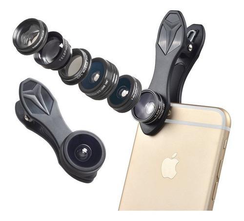 Lentes de teléfono 3-en-1 issiki electronics hd