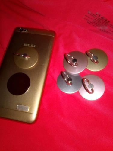 Pop socket soporte de anillo para teléfono paquete x 4