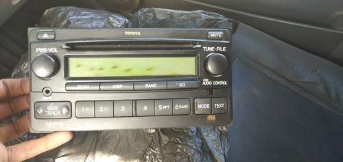Reproductor Toyota 4runner 40 Green
