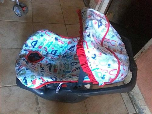 Silla porta bebé | incluye base para carro