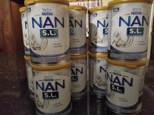 Vendo formula nan sin lactosa 16 verd