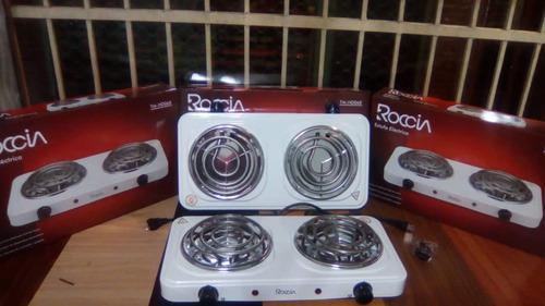 Cocina electrica 2 hornillas nueva -tienda