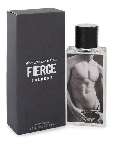 Perfume abercrombie & fitch fierce caballero 100ml original