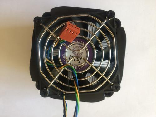 Fan cooler para pc ventilador extractor 4 pines 12v