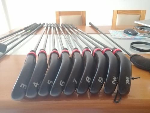 Juego palos de golf