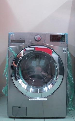 Lavadora l g automatica 21 kg