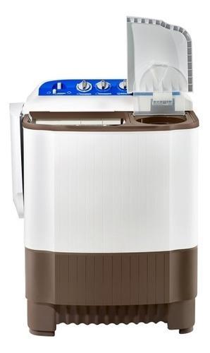 Lavadora lg semiautomatica doble tina 7 kg totalmente nueva