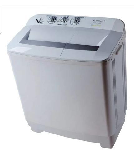 Lavadora semiautomática dobletina 6 kg premium