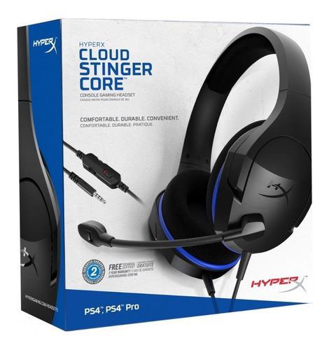 Audífonos Hyperx Cloud Stinger Core Ps4, Ps4 Pro