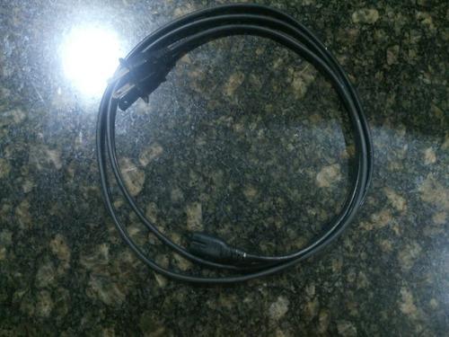 Cable Para Ps4 Ac 5 Americanos