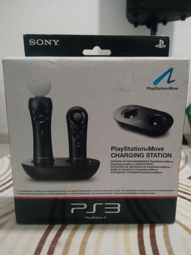 Cargador Sony Para Control De Ps3 Original