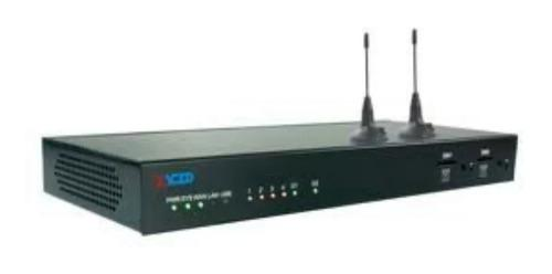 Central telefonica ip pbx zx50 zycoo 2 fxs 6 fxo 100 ext