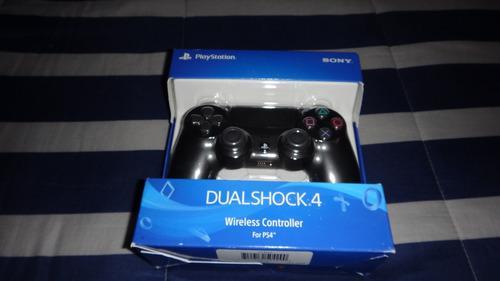 Control dualshock ps4 black steel original nuevo