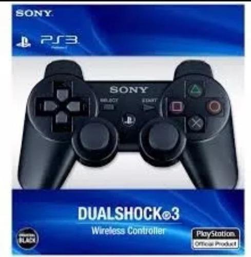 Control Ps3 Inalámbrico Dualshock Sony