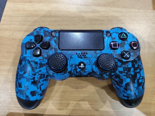 Control Sony Ps4 Camuflado Usado