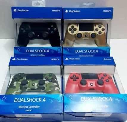 Control Wireless Ps4 Playstation 4 Dualshock Original