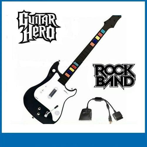 Guitarra Inalambrica Guitar Hero Rock Band Play 2