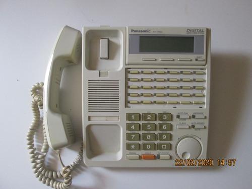 Kx-t7436 telefono para central panasonic digital