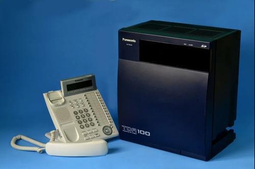 Kx-tda100 central telefonica panasonic