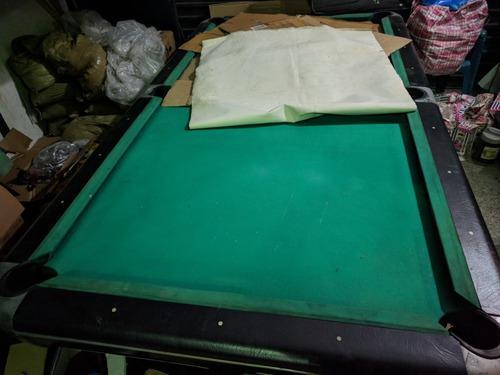 Mesa de pool pocos detalles 300v