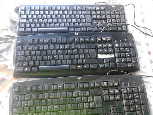 Teclado Para Computadora Ps2 3x6 Verdes