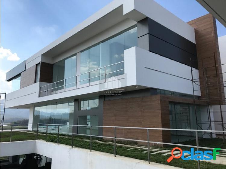 (mac-327) casa terrazas del country 850 m2