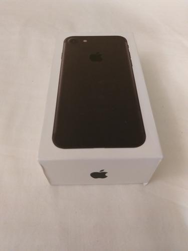 Caja de iphone 7 128gb