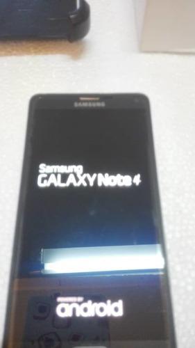 Samsung galaxi note 4, en perfectas condiciones