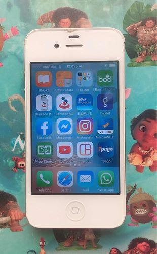 Iphone 4s 16 gb liberado perfecto estado