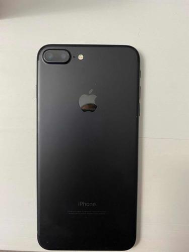 Iphone 7 plus negro 32gb