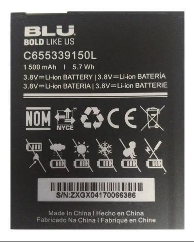 Bateria pila blu vivo 5 mini c655339150l nueva tienda