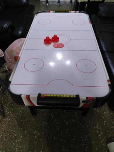 Juego mesa hockey aire como nuevo